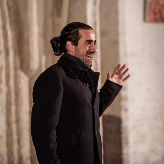 Alessandro Curti, fot. Maciej Zakrzewski