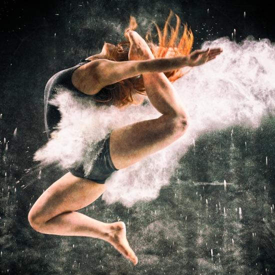 Obrócona w pył, fot. Krzysztof Zatycki