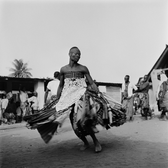 Xango Ifanhin Benin, photo Pierre Verger