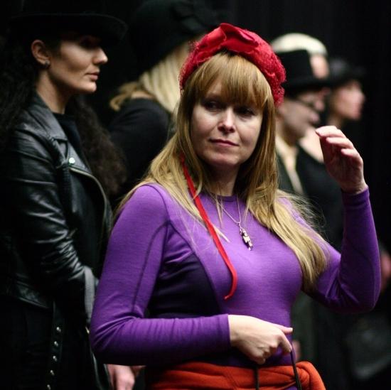 Agnieszka Piasecka, fot. Tobiasz Papuczys