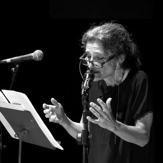 Chiara Guidi, photo Simona Barducci
