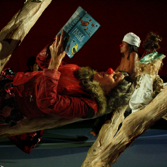 Drzewo, fot. Rina Skeel