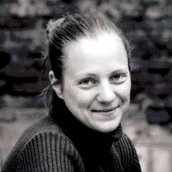 Eliska Vavrikova, photo from private archive