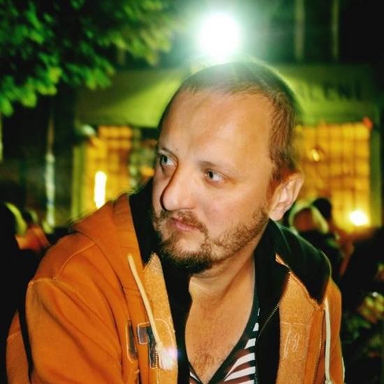Janusz Adam Biedrzycki, photo Gosia Martynelis