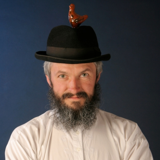 Jacek Hałas, fot. Mario Jagniewski