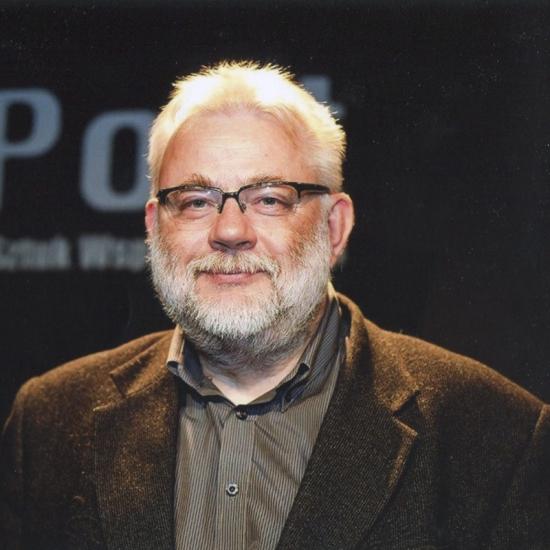 Jacek Sieradzki, photo Archiwum Festiwalu R@Port