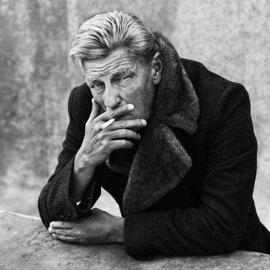 Jan Fabre, fot. Stephan Vanfleteren
