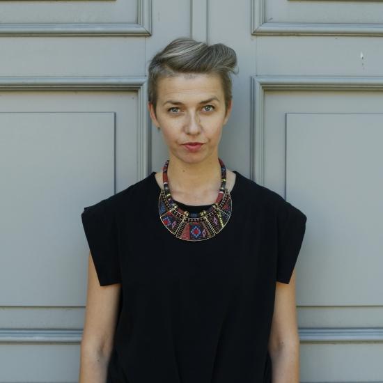 Justyna Sobczyk, fot. ze zbiorów artystki