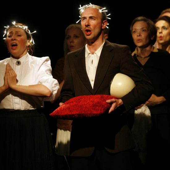 Wrocławski Teatr Współczesny, fot. Tomasz Żurek