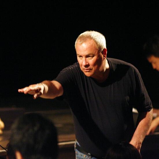 Robert Wilson, fot. Ling Jing Yuan