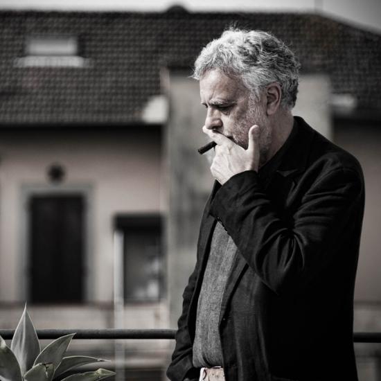 Roberto Bacci, photo Simone Rocchi