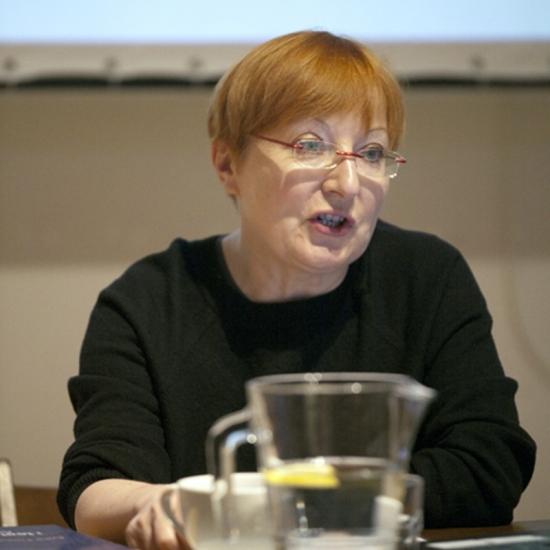 Małgorzata Sugiera, fot. Irena Lipińska