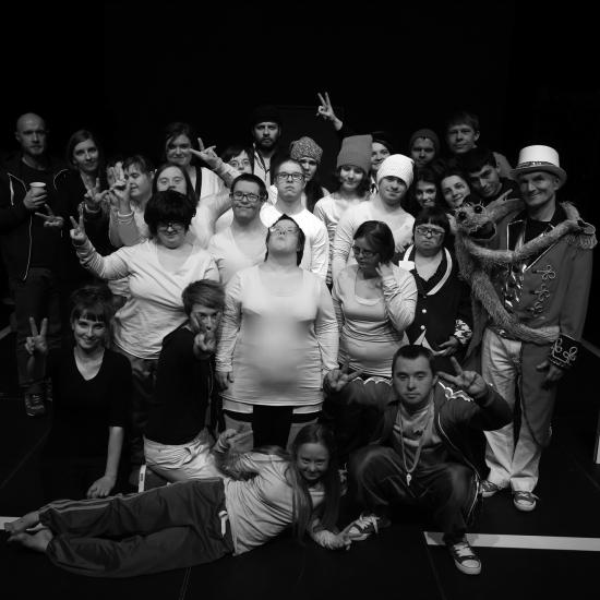 Teatr 21, fot. Grzegorz Press