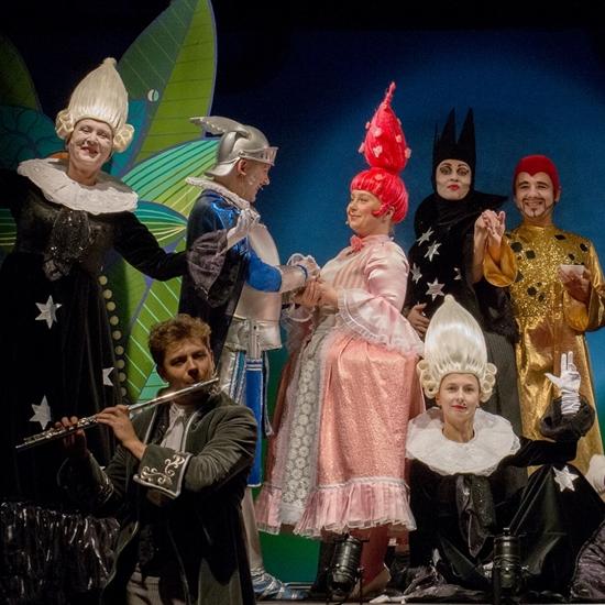Teatr Lalek, fot. Karol Krukowski