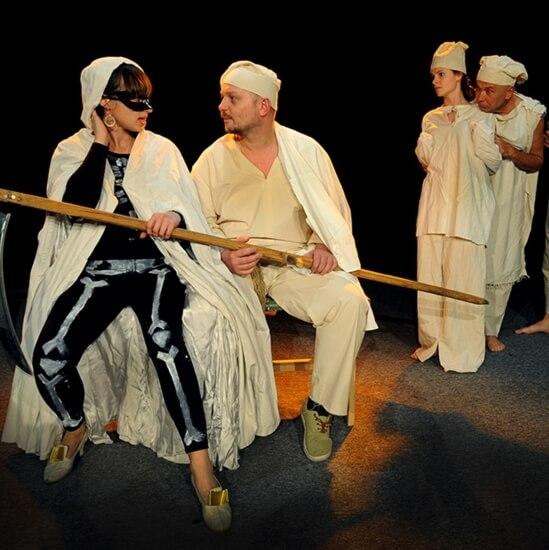 Teatr Mały, fot. Andrzej Tokarski