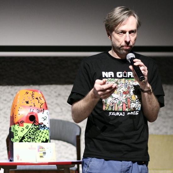 Wojciech Retz, fot. Tobiasz Papuczys