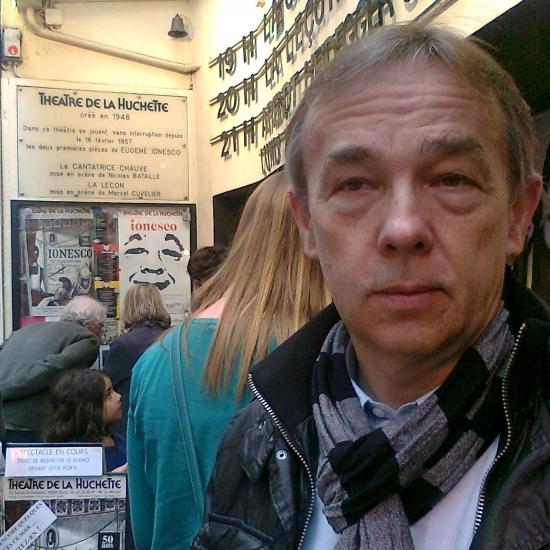 Zbigniew Majchrowski, photo Joanna Majchrowska