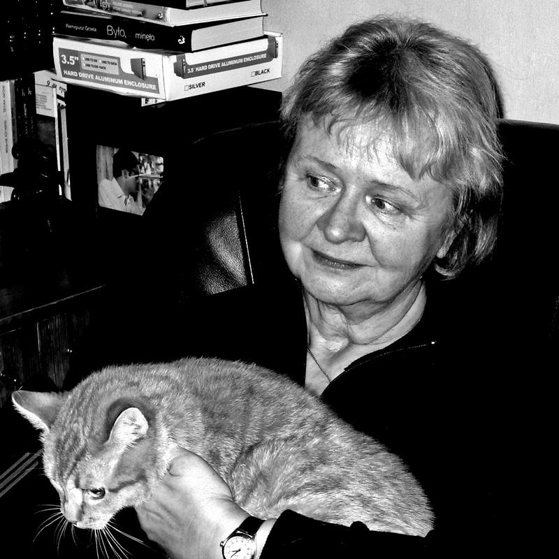Alina Kietrys, fot. Marek Karwowski