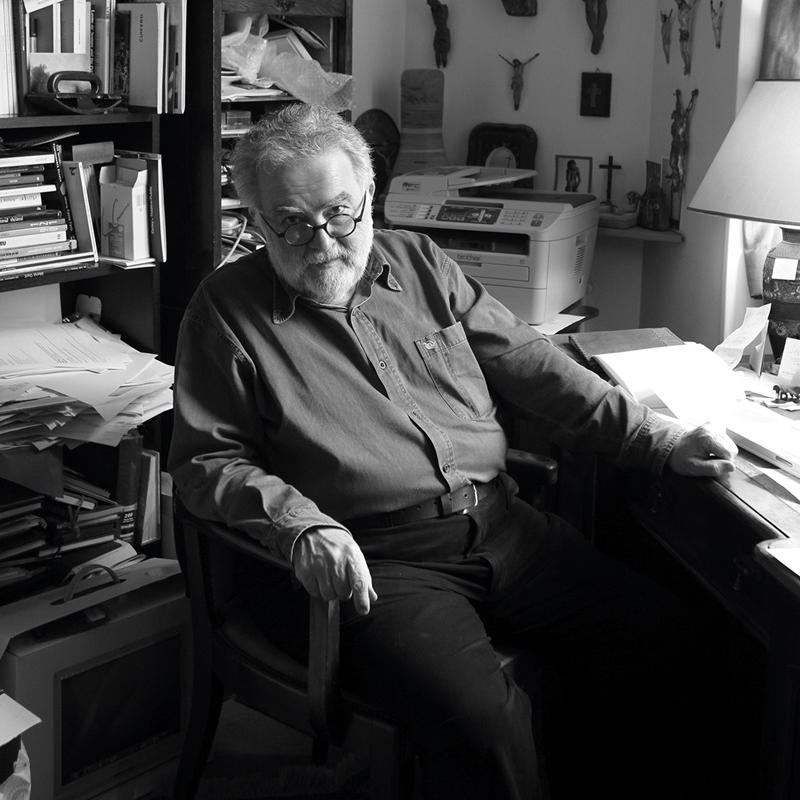 Georges Banu, fot. Mihaela Marin