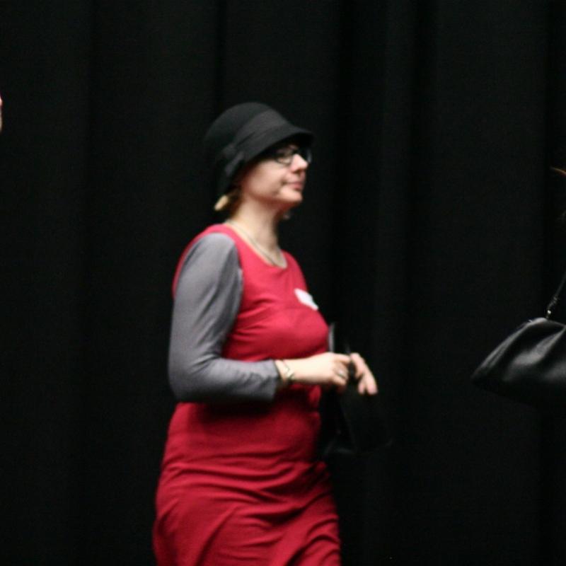 Jolanta Rzeźnicka-Krupa, fot. Tobiasz Papuczys