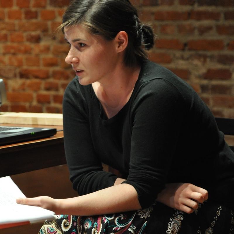 Katarzyna Woźniak, fot. Magdalena Mądra