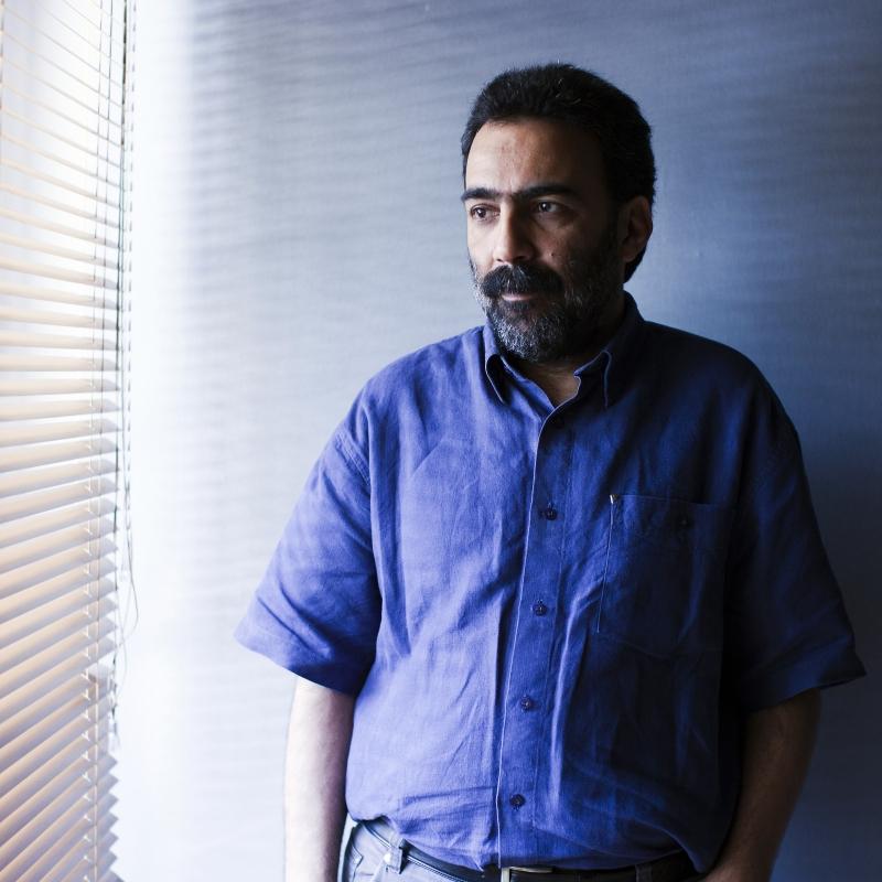 Mohammad Czarmiszir, fot. Abbas Khorsavi