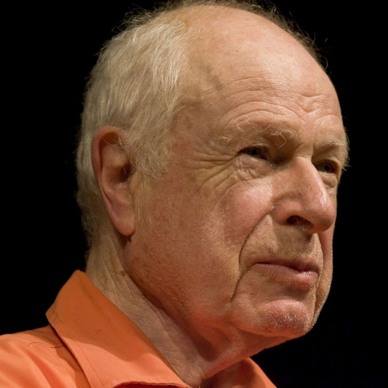 Peter Brook, photo Maciej Zakrzewski
