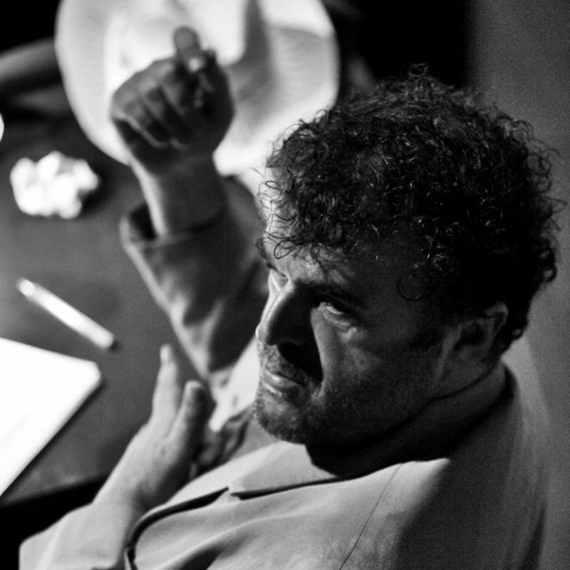 Pippo Delbono, fot. Tiziano Ghidorsi