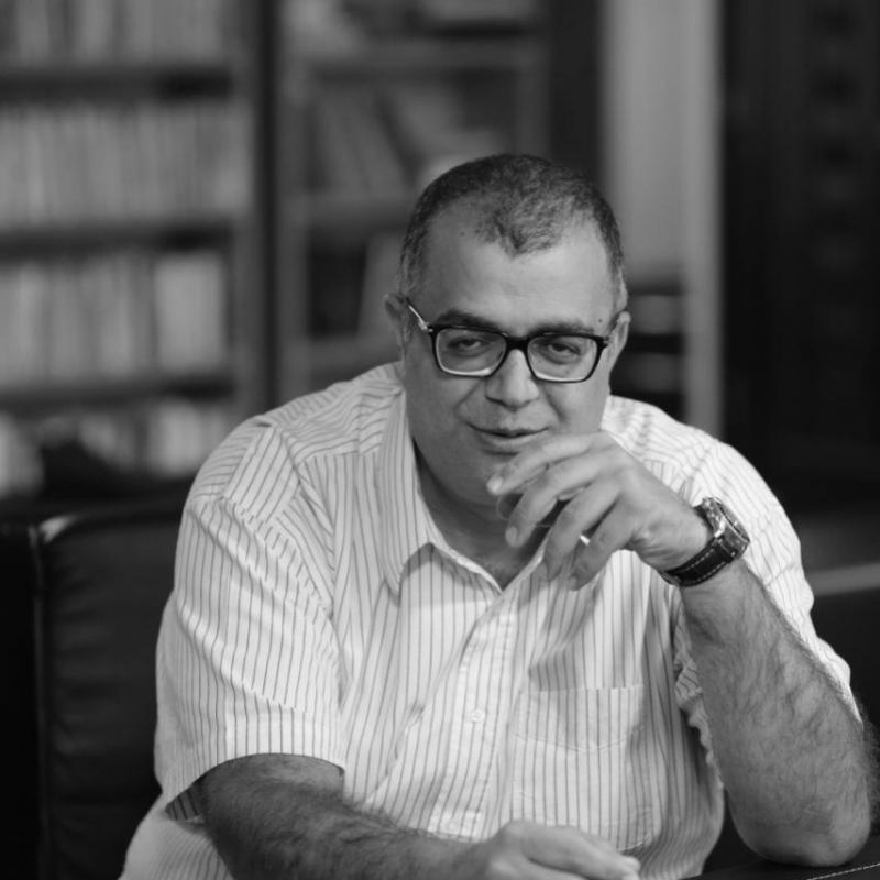 Reza Haddad, fot. Kaveh Ebrahimpour