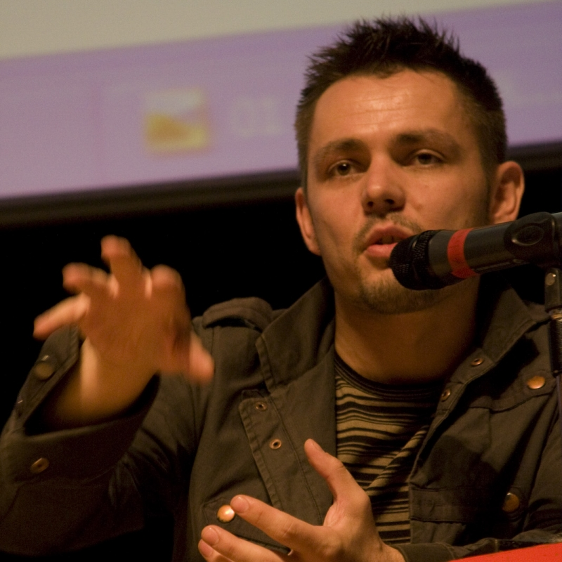 Viliam Docolomansky, photo Guto Muniz