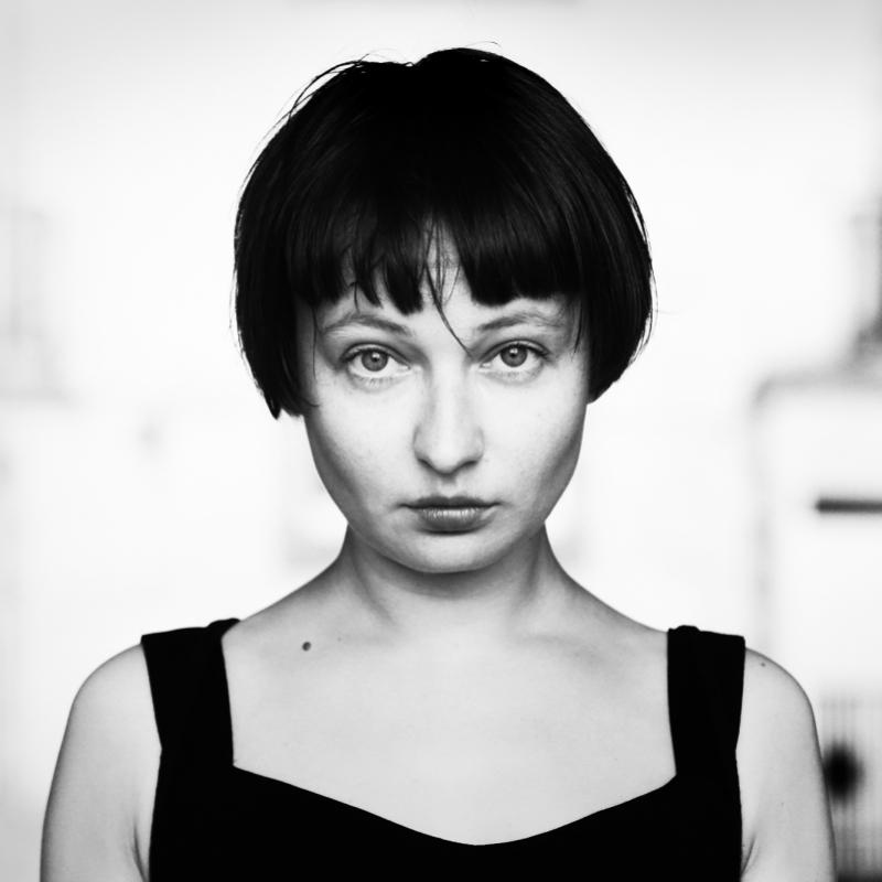 Weronika Szczawińska, photo Dorota Awiorko