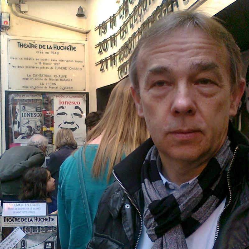 Zbigniew Majchrowski, fot. Joanna Majchrowska