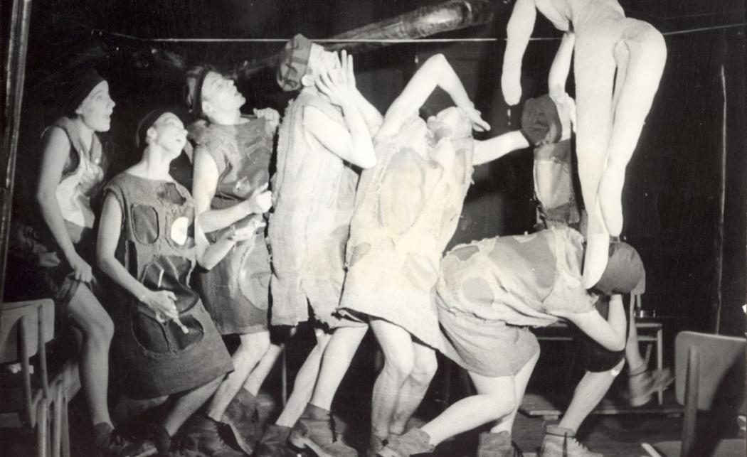 Photo The Grotowski Institute Archive