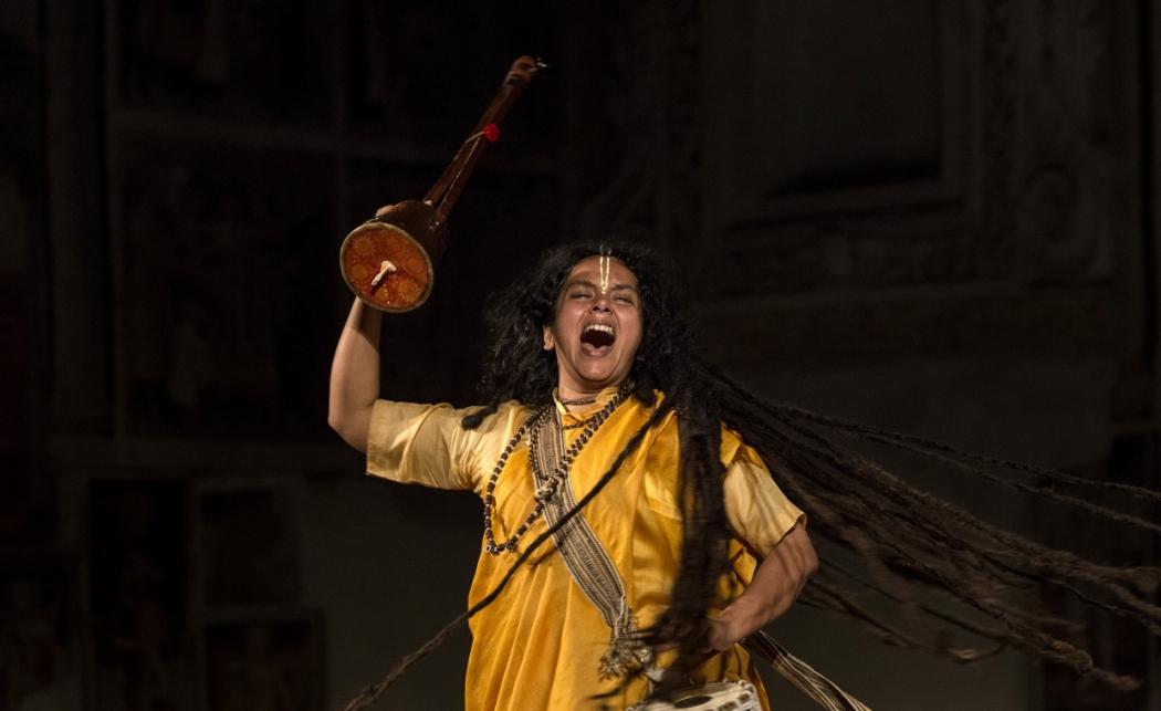 Parvathy Baul, koncert, photo Francesco Galli