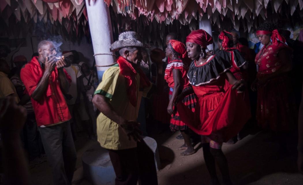 Rytuały Haiti, fot. Magdalena Mądra