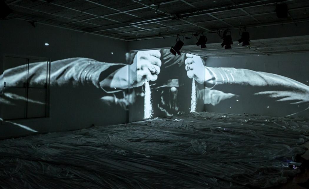 Stefano Di Buduo, installation, photo Aesop Studio Archive