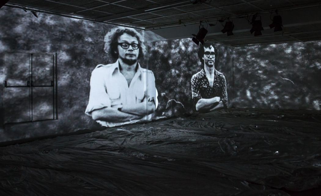 Stefano Di Buduo, instalacja, fot. Archiwum Aesop Studio