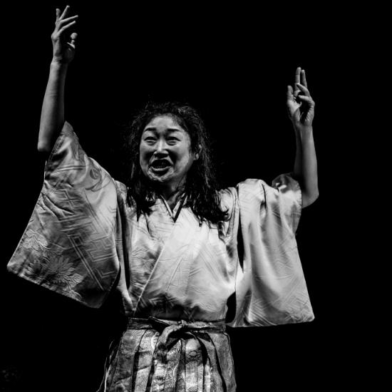 Tadashi Suzuki, The Trojan Women