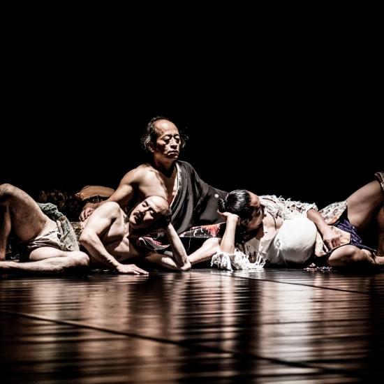 """""""Trojanki"""", reż. Tadashi Suzuki, fot. Tobiasz Papuczys"""