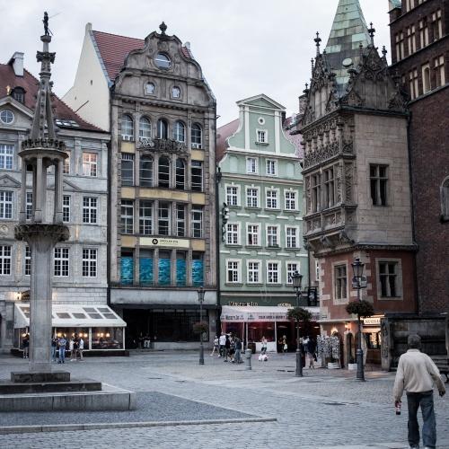 Kamienica Rynek 25, fot. Tobiasz Papuczys