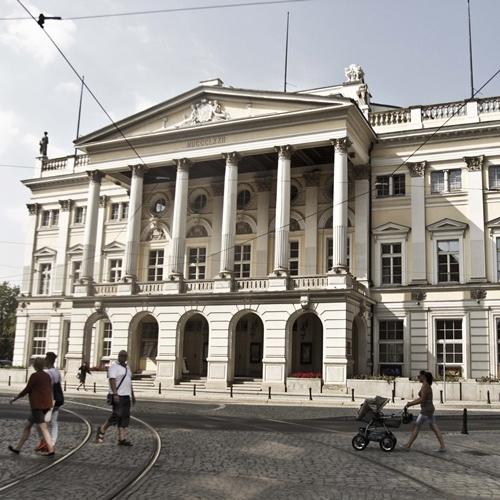 The Wrocław Opera, photo Yousef Alhosam