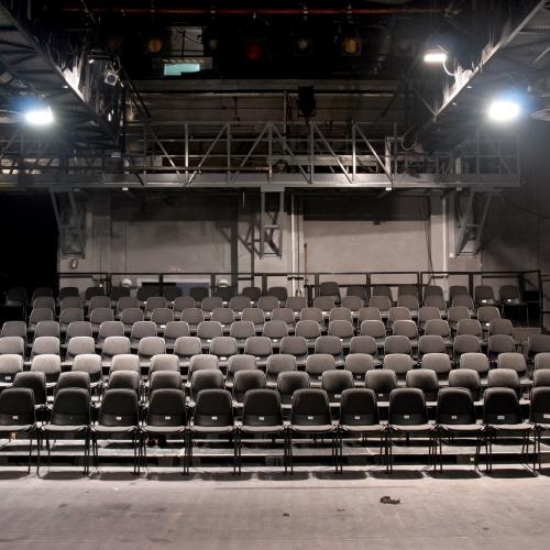 Polski Theatre in Wrocław, Świebodzki Train Station Stage, photo Tomasz Żurek