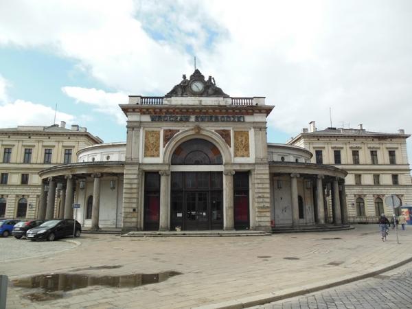 Świebodzki Railway Station, photo PKP S.A Archive