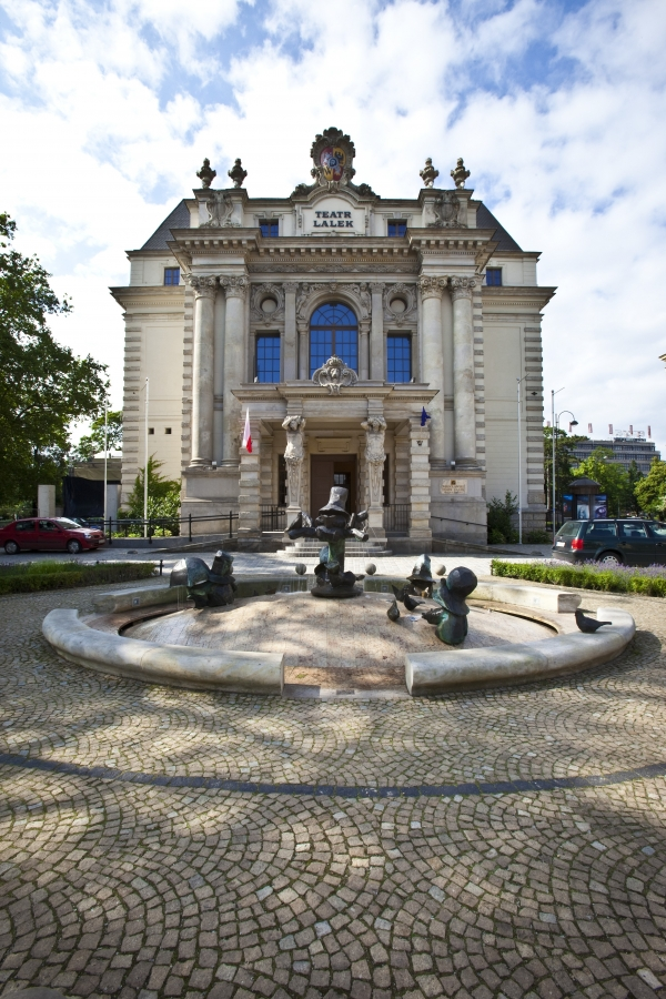 Wrocławski Teatr Lalek, fot. Filip Lupa