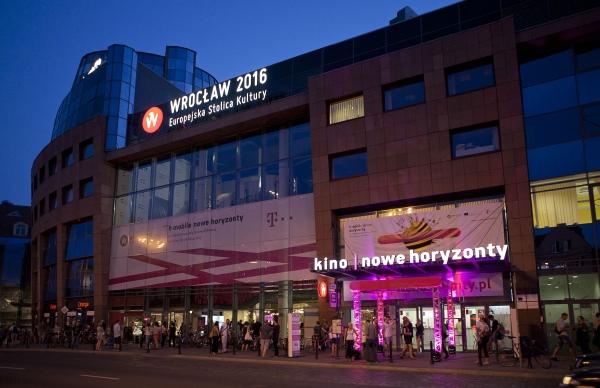 Kino Nowe Horyzonty, fot. archiwum