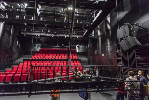 Capitol Music Theatre Scena Ciśnień Theatre Olympics 2016