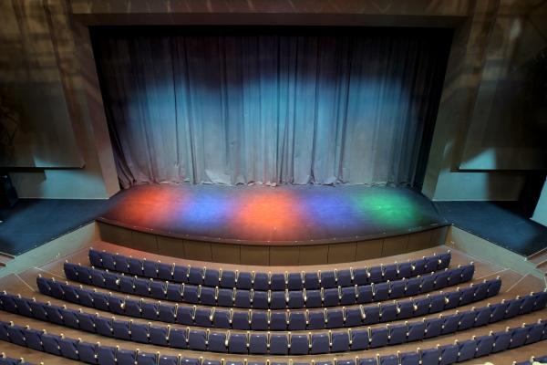 Teatr Polski we Wrocławiu, Scena im. Jerzego Grzegorzewskiego, fot. Tomasz Żurek